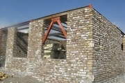 خانههای تخریب شده سیلزدگان مازندران سه ماه زودتر از موعد تحویل می شود