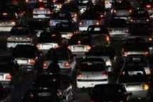 ترافیک در راه های البرز پر حجم است