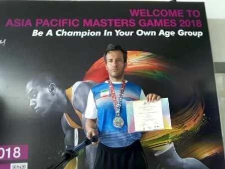 کسب دو مدال آسیایی مالزی  توسط  ورزشکاران کهگیلویه و بویراحمدی