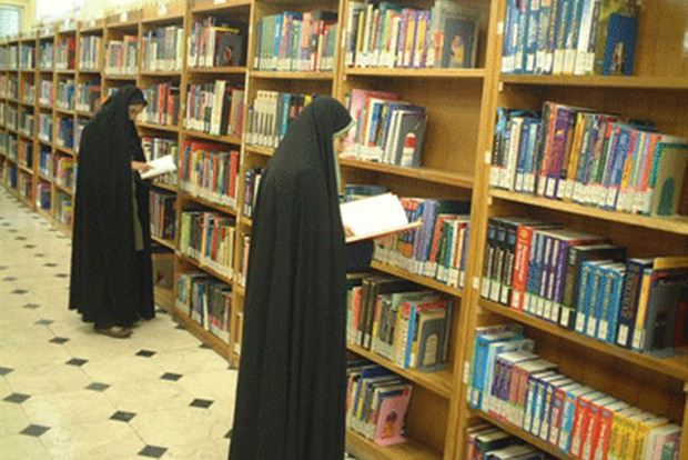 32 هزار جلد کتاب در خمین امانت برده شد