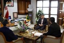 آمادگیسرمایهگذاران برای سرمایهگذاری در حوزه انرژی بادی در آذربایجانغربی