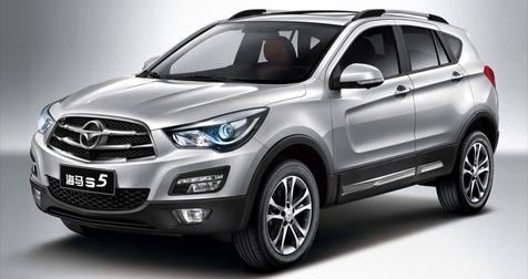قیمت خودروی هایما اس 5 توربو از سوی ایرانخودرو اعلام شد