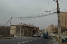جمع آوری 2411 مورد انشعاب غیر مجاز توسط برق تبریز