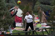 آمادگی پارک و بوستانها برای حضور شهروندان در روز طبیعت  مردم از اتراق در حاشیه رودها خودداری کنند