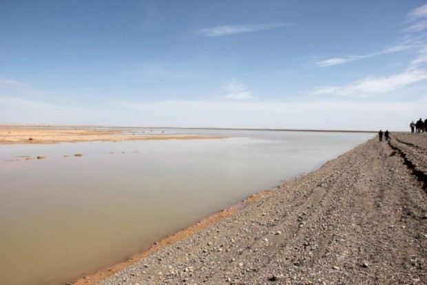 70 درصد بارندگی فروردین ماه در یزد مهار شد