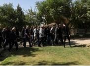 پیکر سعید کنگرانی تشییع شد + تصاویر