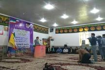بهره برداری از طرح های گازرسانی شهر های کلمه و تنگ ارم بوشهر