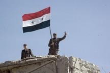 ارتش سوریه غوطهشرقی را عاری از تروریسم اعلام کرد