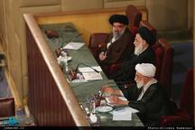 کدام یک از وظایف مجلس خبرگان رهبری حکم میکند رئیس آن به دولت بتازد؟