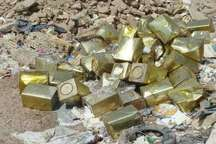 کشف و نابودی   672 کیلوگرم پنیر تاریخ گذشته  در شیراز