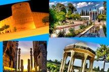افزایش 36 درصدی بازدید گردشگران خارجی از اماکن گردشگری فارس