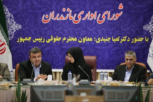 منطقه آزاد مازندران با سه لکه به نهاد رئیس جمهوری پیشنهاد شد