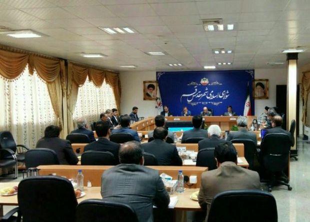 پخش زنده جلسات شورای شهر قم پیگیری می شود