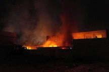 آتشزدن 2 مدرسه به بهانه تعرض به دانشآموز ارومیهای  مردم مراقب اخلالگران باشند