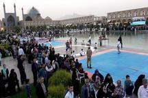جشنواره ورزشهای کهن درمیدان نقش جهان برگزار شد