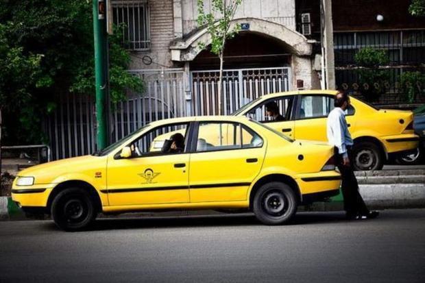 تاکسی های فاقد پروانه هوشمند در تهران جریمه می شوند
