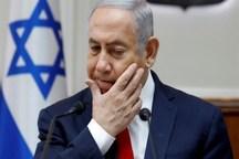 راکتهای مقاومت نتانیاهو را فراری دادند! + فیلم