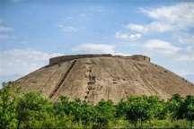 گشایش تپه تاریخی ازبکی نظرآباد بر روی گردشگران