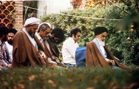 خاطره امام از نماز جماعت در مسجدی در ترکیه