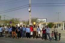 خواسته جمعی از مردم اروندکنار؛رفع مشکلات تامین آب آشامیدنی