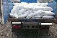 کشف بیش از 7 تن شکر قاچاق در لاهیجان