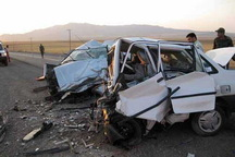 حادثه رانندگی در جاده ساوه - بوئین زهرا یک کشته و 7مصدوم داشت