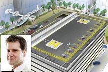 استخدام مهندس ناسا در «اوبر» برای ساخت تاکسیهای پرنده