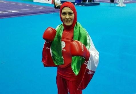 الهه منصوریان پیش از حضور در بازی های آسیایی؛ دیگر وقت کسب مدال طلا رسیده
