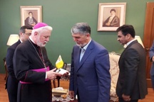 وزیر ارشاد: ایران و واتیکان در دهههای اخیر روابط خوبی داشتهاند