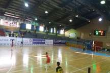 بازی دو تیم آتلیه طهران قم و مقاومت قرچک لغو شد