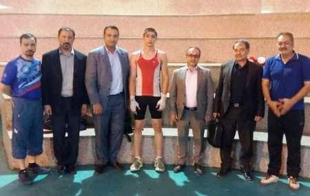 دعوت از بوکسور اهل آذربایجان غربی برای عضویت در تیم ملی جوانان