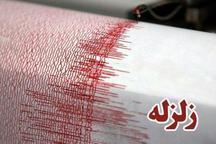 خسارتی از زمین لرزه گزارش نشده است زلزله امشب پس لرزه بود