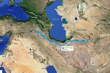 ترانزیت ریلی ترکمنستان از سرخس به ترکیه افزایش یافت