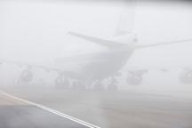 پروازهای فرودگاه مشهد باز هم متوقف شد