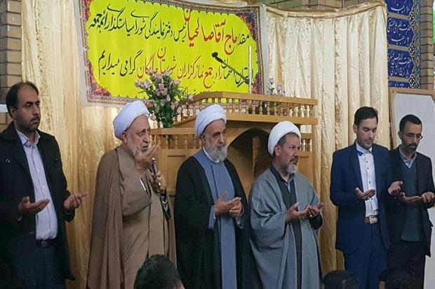 نماز جمعه حافظ منافع دینی و ملی است