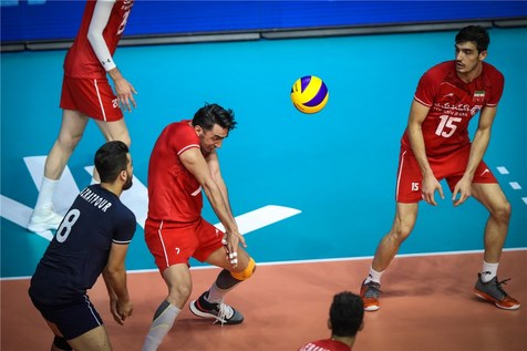 ژاپن پنجمین شکست خورده لیگ برابر والیبالیست های ایران+عکس/ فیلم همراه آمار