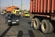 ممنوعیت تردد وسایل نقلیه در جادههای لرستان