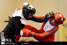 درخشش ووشوکاران ایرانشهری در رقابت های قهرمانی کشور