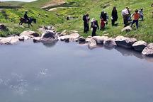 روستاییان از آب چشمه ها برای آشامیدن استفاده نکنند