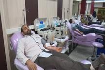 امسال 6 هزار و 161 شهروند مهابادی خون اهدا کردند