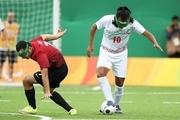 اردوی تیم ملی فوتبال پنج نفره نابینایان در گناوه آغاز شد