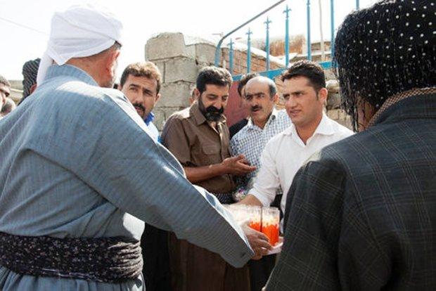 آیین های عید فطر نماد وحدت و نوعدوستی در کردستان