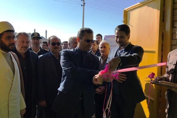 دو پروژه زیرساختی در دانشگاه صنعتی قوچان افتتاح شد