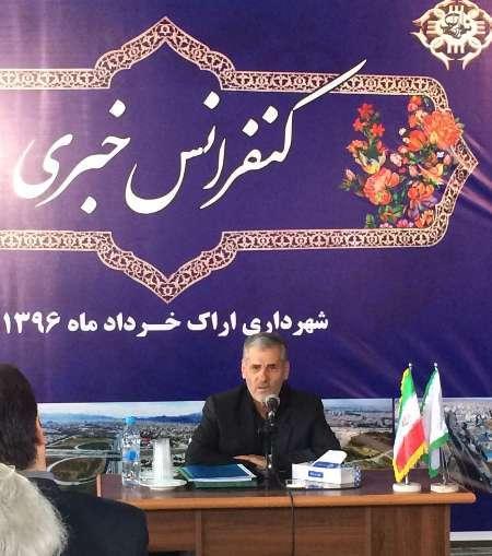 شورای شهر پنجم اراک، شهرداری صاحب سرمایه ای را تحویل می گیرد