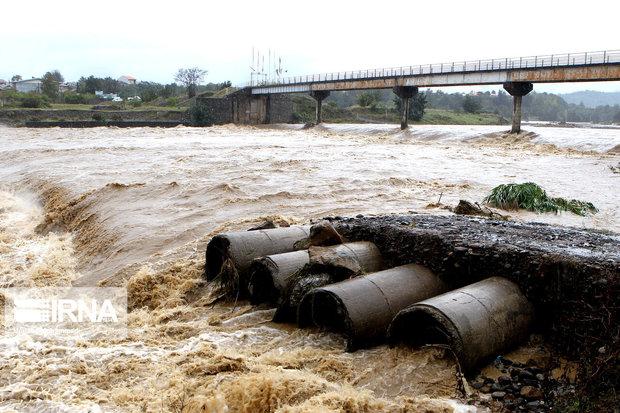 طرح مطالعاتی سیلاب در رودخانههای اصفهان انجام شد