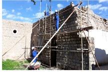 استحکام بخشی دیواره های قلعه سلاسل در شوشتر آغاز شد