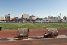 فوتبال دسته اول  برق جدید شیراز و نفت مسجد سلیمان مساوی شدند