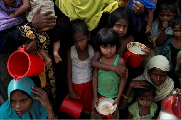 کورسوی امید برای بازگشت مسلمانان آواره میانمار به کشورشان