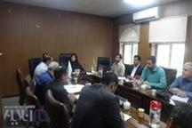 اولین جلسه صنایع آلاینده  سال 97جهت بررسی صنایع آلاینده استان در خرم آباد
