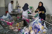 توزیع 20 هزار بسته غذایی بین مددجویان بهزیستی آذربایجان شرقی